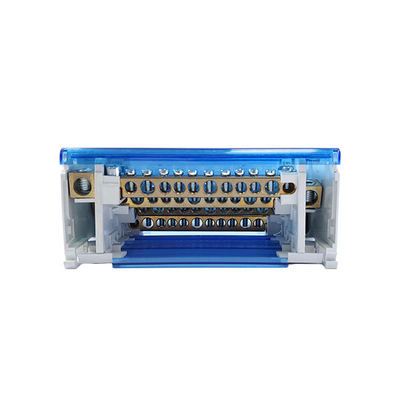 LINKWELL UK412 160A Distribution Box Din Rail Distribution Terminal Block